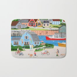 A Day with Dad Bath Mat