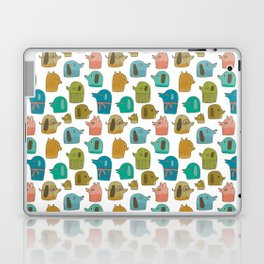 Pattern Project / Dogs Laptop & iPad Skin