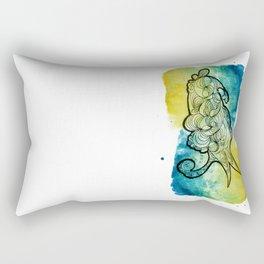 The Rapture. Rectangular Pillow