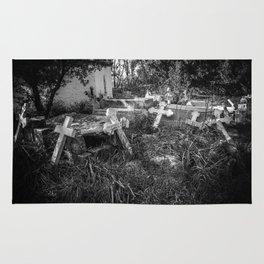 Derelict Crosses Rug