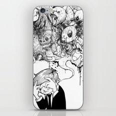 A Heavy Heart iPhone Skin