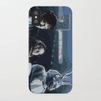 donnie darko iPhone & iPod Cases featuring Donnie Darko by Brontor