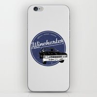 winchester iPhone & iPod Skins featuring Winchester & sons by mostly10