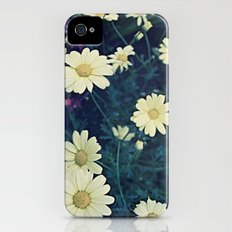 Flowers Polaroid Slim Case iPhone (4, 4s)