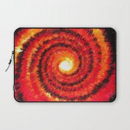 Fire Portal Laptop Sleeve