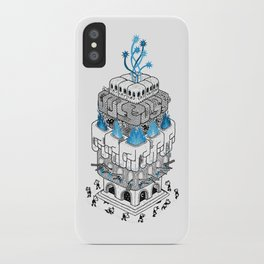 The Temple iPhone Case