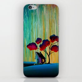 Down In The Valley iPhone Skin