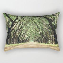 Canopy of Oaks Rectangular Pillow