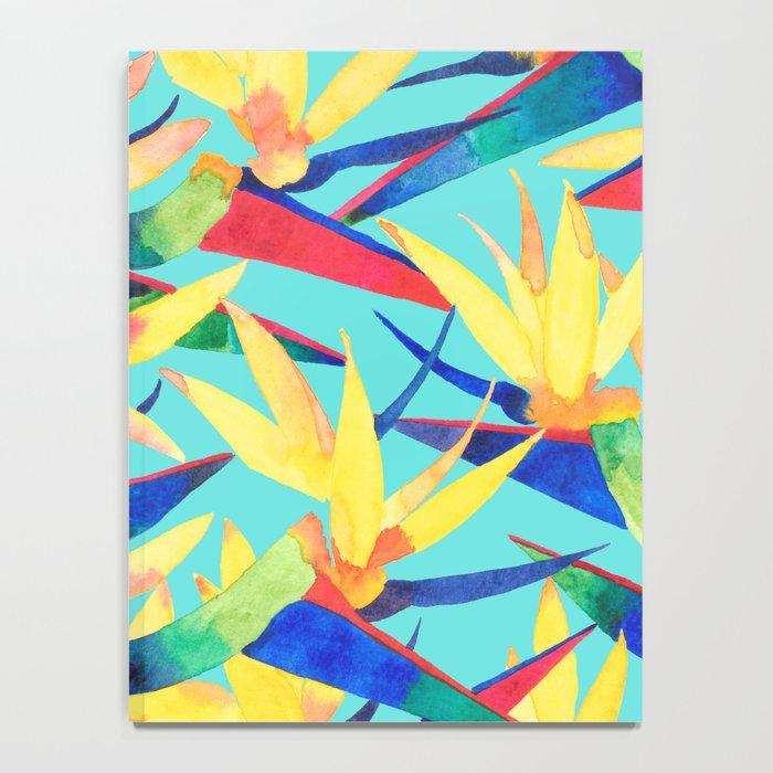 Summer Tropics Notebook