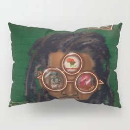 KWANZAA Gifts and Cards for a King Pillow Sham