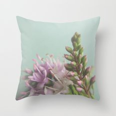 Floral Variations No. 9 Throw Pillow