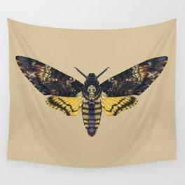 Death's-head hawkmoth Wall Tapestry