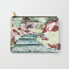 Rocky Path Carry-All Pouch