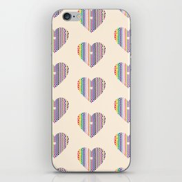 LGBTQ2 Love iPhone Skin