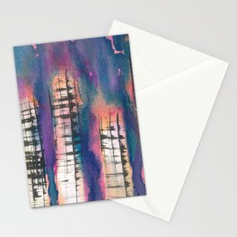 Metropol 4 Stationery Cards