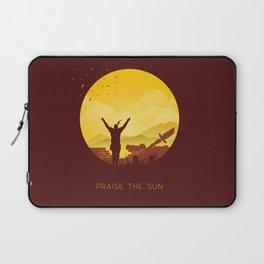 Solaire (Dark Souls) Laptop Sleeve