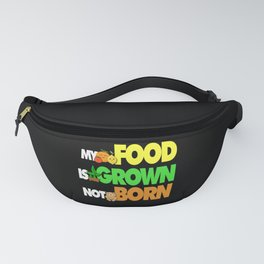 Food grown born Fanny Pack