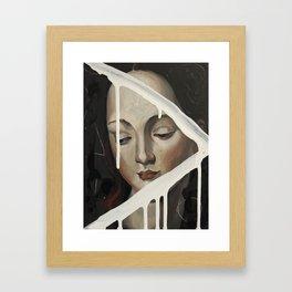 Math Framed Art Print