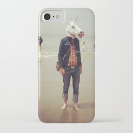 What do you know about time travel? iPhone Case