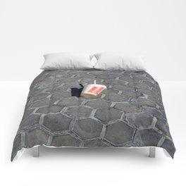 Junk Drink Comforters