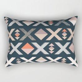 Ex marks the spot Rectangular Pillow