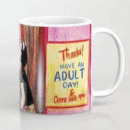adult day Coffee Mug