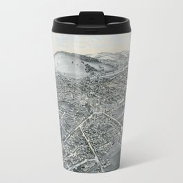 Cortland - New York - 1894 Travel Mug