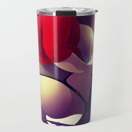 BBW Pin Up - Red Travel Mug