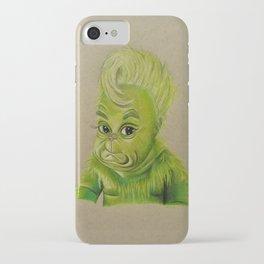 bb grinchy iPhone Case