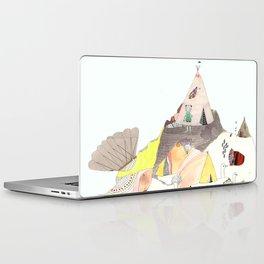 Kids Discover Magic Mountain Laptop & iPad Skin