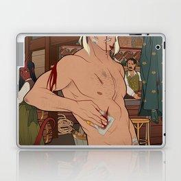 Tavern Tribulations Laptop & iPad Skin