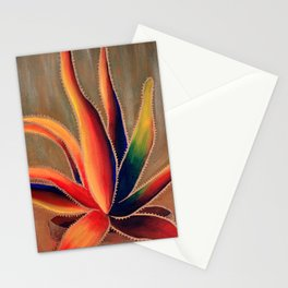 A Potted Aloe Stationery Cards