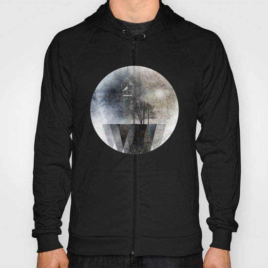 TREES over MAGIC MOUNTAINS I Hoody