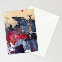 Accidental Abstraction 3 Stationery Cards