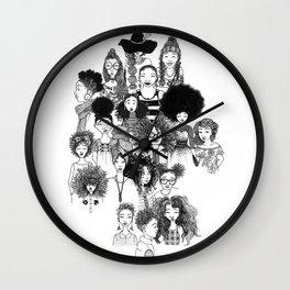 #Inktober 2016 Compilation Wall Clock