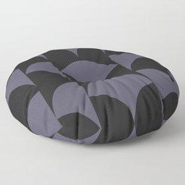 Cleo Pattern - Midnight Floor Pillow