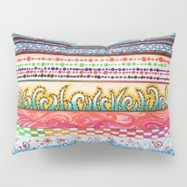 Oh, Wondrous Fair! Pillow Sham