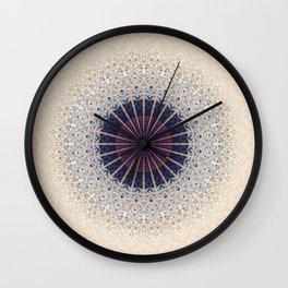 Mandala Drawing design Wall Clock