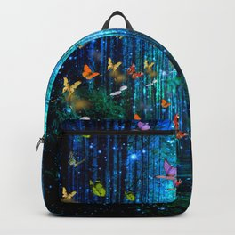 Magical Path Butterflies Backpack