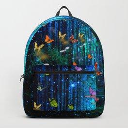 Magical Path Butterflies Backpack