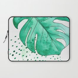 monstera monday Laptop Sleeve
