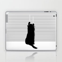 Cat Scratch Laptop & iPad Skin
