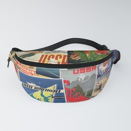 Russian Travel 2 Fanny Pack