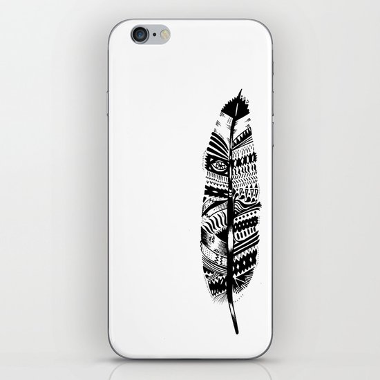 A long time ago I used to be an Indian (2) iPhone & iPod Skin