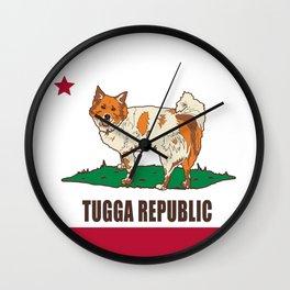 Tugga Republic Wall Clock