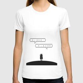 Hamilton vs Burr T-shirt