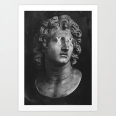 Alexander The Great II Art Print