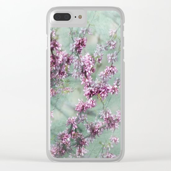 Cercis Clear iPhone Case