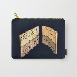 Domino effect Carry-All Pouch