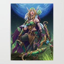 Alleria Poster